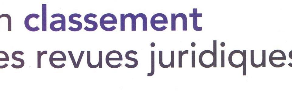 Publication Commission Recherche